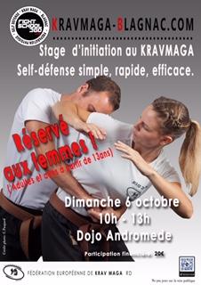 Stage d'initiation – Spécial femmes – Dimanche 6 octobre